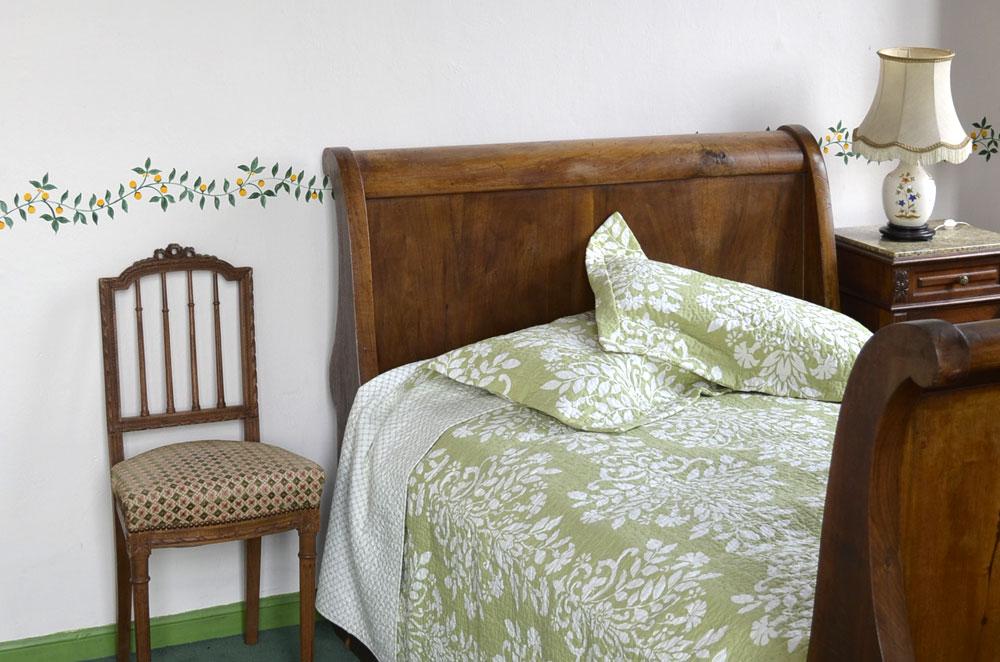 黄水仙卧室