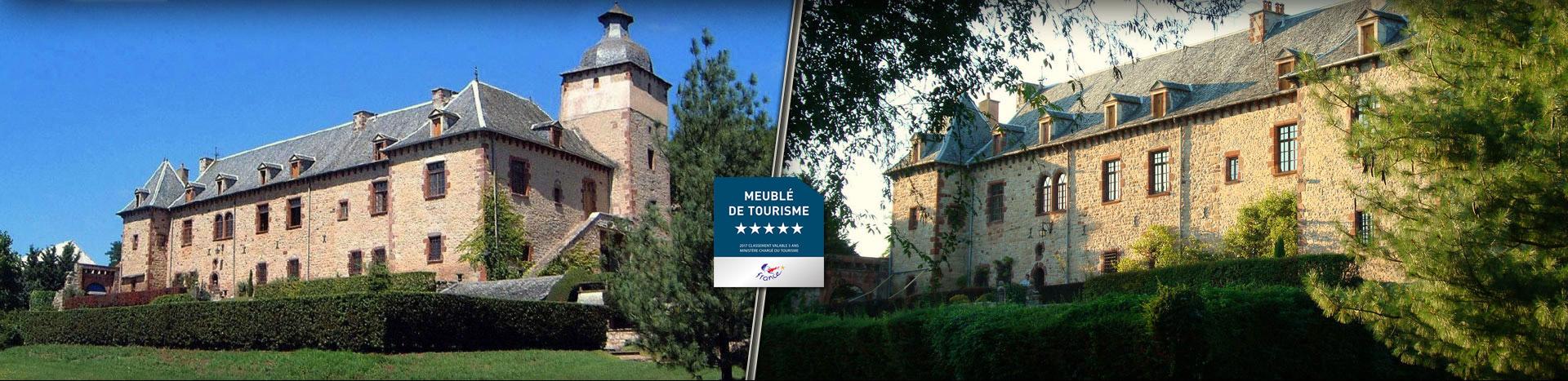 Photos du château en location